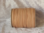 3mm Natural Indian Leather Thonging