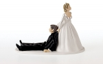 Wedding Cake Topper - Now I Have You