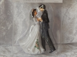 Wedding Cake Topper - First Dance Couple
