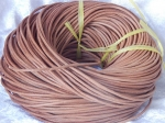 2.5mm Natural Leather Thonging