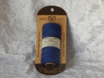 Hemp Cord Spool 50gm Blue 1mm