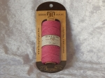 Hemp Cord Spool 50gm Bright Pink 1mm