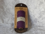 Hemp Cord Spool 50gm Dark Purple 1mm