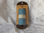 Hemp Cord Spool 50gm Light Blue 1mm