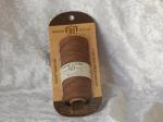 Hemp Cord Spool 50gm Light Brown 1mm