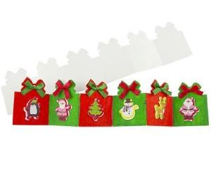 Xmas Paper Chain Present Pack of 10