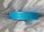25mm Organza Ribbon - Light Blue x 45m Roll