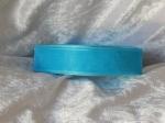25mm Organza Ribbon - Light Blue x 45m Roll