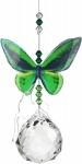 Australian Butterfly Suncatcher - Birdwing 30mm Sphere