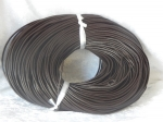 2.5mm Dark Brown Leather Thonging