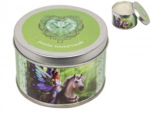 Anne Stokes Candle - Realm of Enchantment