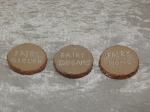 Set of 3 Mini Fairy Stepping Stones