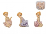 Set of 3 Mini Ballerinas