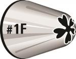 Wilton Tip #1F X LG Drop Flower