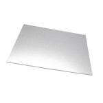 Masonite Cake Board Rectangle Silver 45cm x 35cm x 5mm