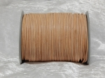 2.5mm Natural Indian Leather Thonging