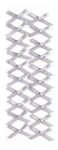 Martha Stewart Ribbon Bows Silver Stickers