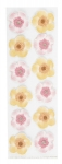 Martha Stewart Layered Dianthus Stickers
