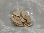 Wooden Hearts Pack 20