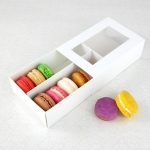Macaron Window Box with Divider
