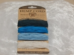 Hemptique Hemp Cord Aquamarine