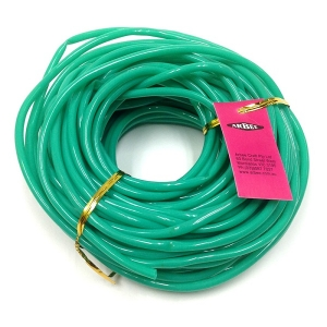 Plastic Tubing 4mm Green x 20 meters