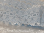 Feather Eyelet Lace Per Meter Sky Blue