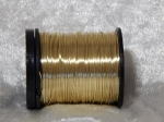 Beading Wire 24 Gauge Champagne 18m