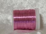Beading Wire 24 Gauge Pink 18m