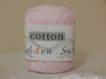 Golden Sun 100% Cotton Yarn 50gm Pink