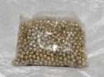 6mm Folley Bells Gold Pack 100