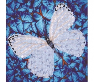Diamond Dotz Flutter by White