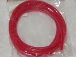 Plastic Tubing 4mm Hot Pink Pack 2m
