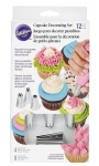 Wilton 12pc Cupcake Decorating Set