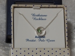 Equilibrium Necklace Birthstone - August