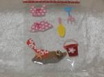Paper Xtra Handmade Stickers - Bikini