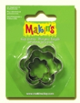 Makins 3 pcs Flower Cutter Set