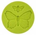 Silicone Mould Butterfly Set of 2