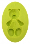 Silicone Mould Teddy