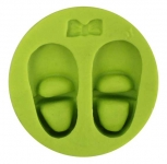 Silicone Mould Baby Shoe