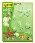 Makins Push Mould - Sea Shells
