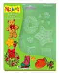 Makins Push Moulds - Christmas Decor
