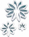 Set of 3 Daisy Cutter