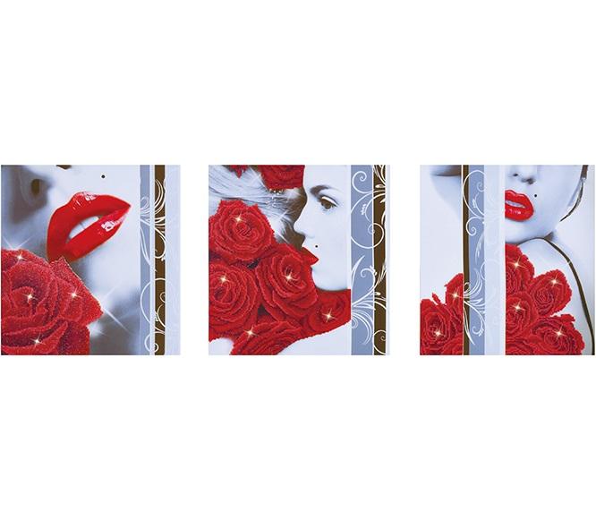 Diamond Dotz Diamond Art - Rose Romance